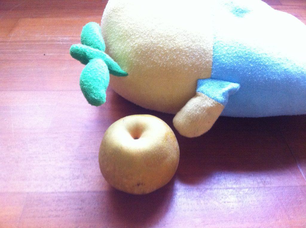 梨とふなっしー