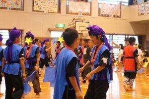 沖縄運動会校歌ダンス2