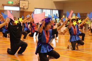 沖縄運動会校歌ダンス