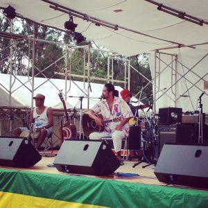 ワンラブ久米島2015舞台