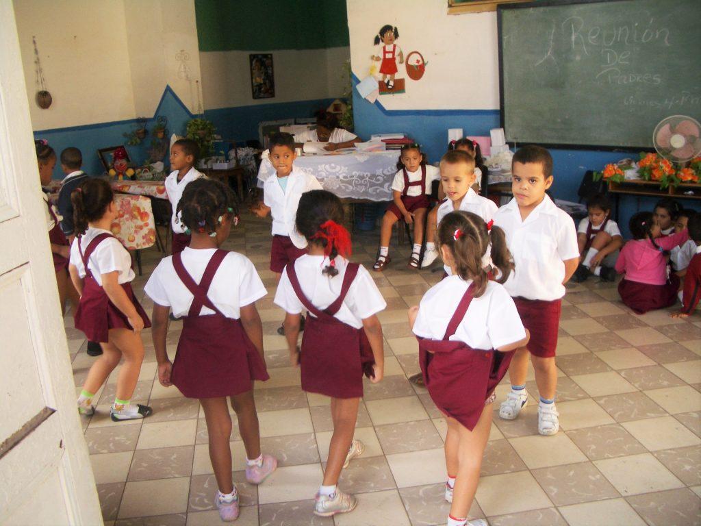 幼稚園inキューバ