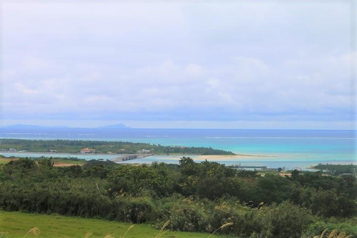 久米島の海
