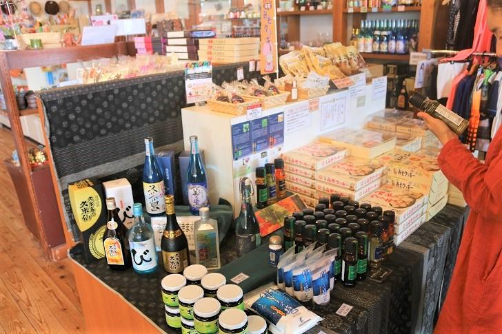 サイプレスリゾート久米島の売店