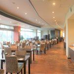 サイプレスリゾート久米島のレストラン風景