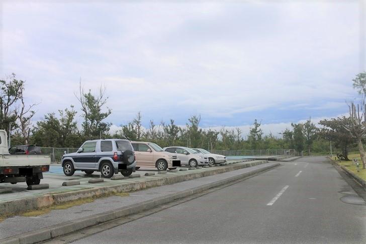 サイプレスリゾート久米島駐車場