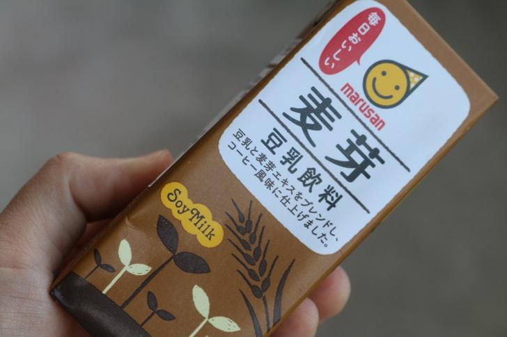 豆乳飲料麦芽