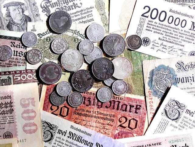 世界のお金