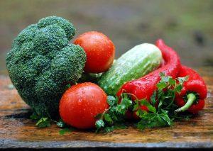 みずみずしい旬の野菜