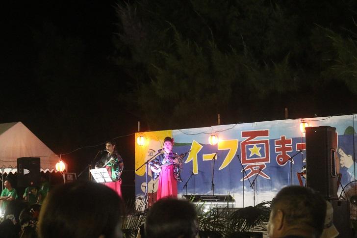 民謡ショー
