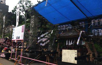 大神輿品川神社