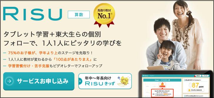 RISU算数公式トップ