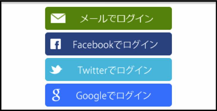 4つのログイン方法
