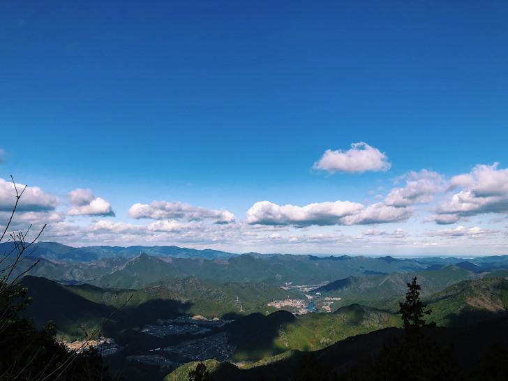 北総門山てっぺん