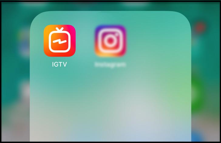 IGTVアイコン