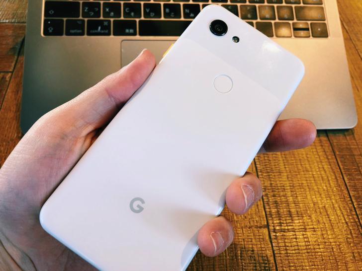 macbook/google pixel3