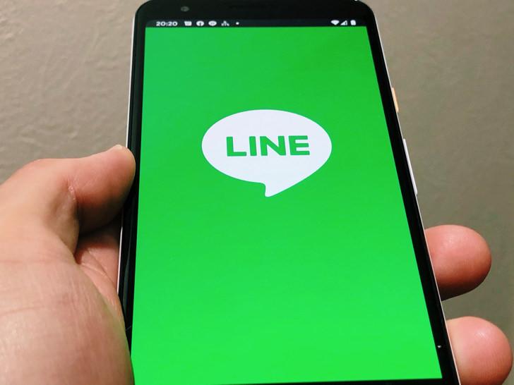 Androidスマホでラインアプリを再起動