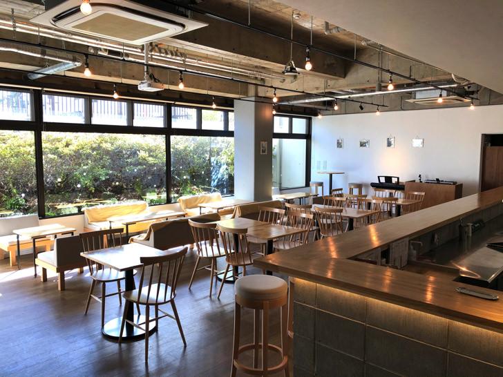 エムブレム箱根のカフェ・バー